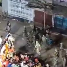 Bihar: One killed, over 25 injured in firing episode during Durga idol immersion in Munger