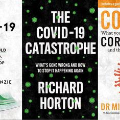 What books on the pandemic, published during and after the lockdown, are telling us about Covid-19