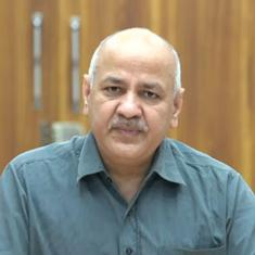 Delhi: AAP alleges 'BJP goons' attacked Manish Sisodia's house, police helped them