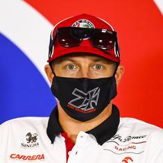 Formula One: Veteran Kimi Raikkonen retained by Alfa Romeo for next season