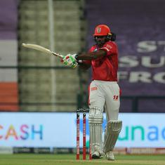 Watch: Chris Gayle hits brilliant 99, becomes first man in history to hit 1,000 T20 sixes