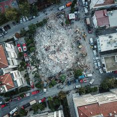 Toll rises to 26 in earthquake in Turkey and Greece, over 800 injured