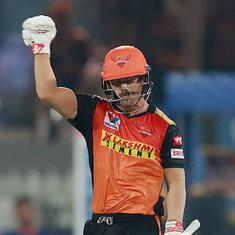 IPL 2020: SRH crush MI to qualify for IPL playoffs, knock out KKR