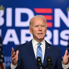 For any Republican concerned about the US economy, Joe Biden's win should be cause for celebration