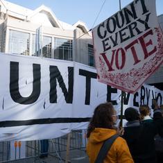 US elections 2020: Joe Biden takes lead over Donald Trump in Pennsylvania; Georgia to recount votes