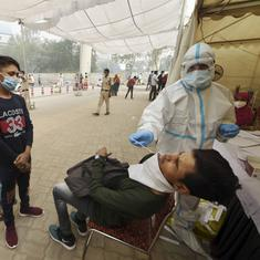 Coronavirus: The record high number of new cases in Delhi is a 'direct effect of air pollution'