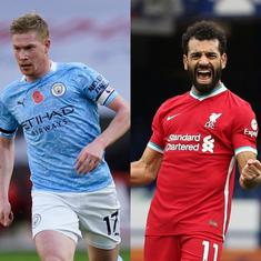 Der Klassiker, City-Liverpool clash, Juve vs Lazio: Marquee games light up European football weekend
