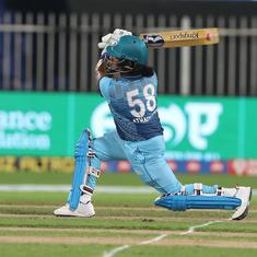 Watch: Opener Chamari Athapaththu's brilliant 67 set the tone for the Supernovas