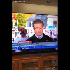 'Buzz off': TV journalist tells Trump supporter for interrupting broadcast to question Biden's win
