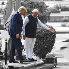 The Political Fix: What does 'Goodbye Trump' mean for India – and Modi?