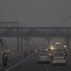Delhi suffers from 'severe' air quality for fifth consecutive day, situation unlikely to improve