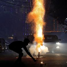 NGT bans firecrackers in National Capital Region till November 30