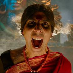 'Laxmii' review: In 'Kanchana' remake, Akshay Kumar wages war in a sari