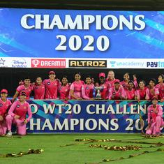 Watch highlights: Smriti Mandhana, bowlers star as Trailblazers win Women's T20 Challenge title