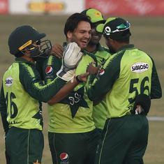 Third T20I: Usman Qadir picks four-for as Pakistan beat Zimbabwe by 8 wickets to sweep series