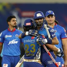 Watch: Rohit Sharma, Trent Boult star as Mumbai Indians beat Delhi Capitals to win IPL 2020