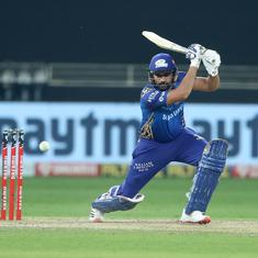 Watch: Rohit Sharma's half century in IPL 2020 final against Delhi Capitals – a knock of sheer class