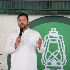 'Provide 19 lakh jobs in a month or face protests,' Tejashwi Yadav warns Bihar government