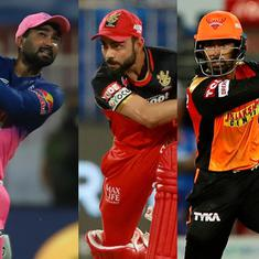 Watch: From Rahul's ton to the Tewatia special, the 10 best innings of IPL 2020
