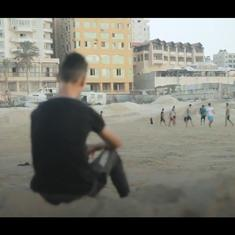 Watch: Gaza teenager who survived Israeli air strikes recalls the traumatic day six years ago