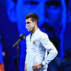I support freedom of choice: Djokovic hopes Covid-19 vaccine won't be compulsary for tennis players