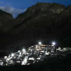 A startup is using tourism and solar energy to light up remote areas in the Himalayas