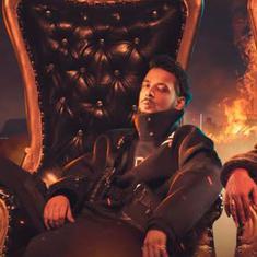 Watch: Rapper Ikka teams up with Raftaar single named 'Angaar' from debut album