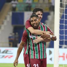 ISL: Roy Krishna's winner sinks Kerala Blasters as ATK Mohun Bagan make a winning start