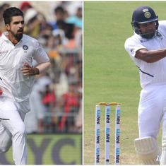Rohit Sharma, Ishant Sharma will need 3-4 more weeks to get match-fit as per NCA: Report