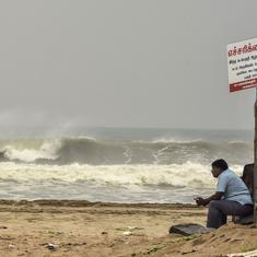 Cyclone Nivar: Tamil Nadu declares public holiday on Wednesday as storm is likely to intensify