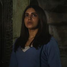 'Durgamati' trailer: Bhumi Pednekar is a prisoner in a haunted house
