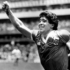 Diego Maradona (1960-2020): A footballer capable of the divine, a human fraught with flaws