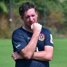 Watch: 'Few East Bengal players have probably never been coached before' – Coach Robbie Fowler