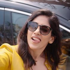 'BomBhaat' trailer: Telugu sci-fi romance stars Sushanth, Chandini Chowdary, Simran Choudhary