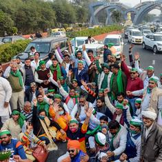 Farm law protests: Key Delhi-Noida border closed as UP farmers continue agitation