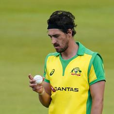 India in Australia: Starc out with back and rib niggle, joins Warner on injury list