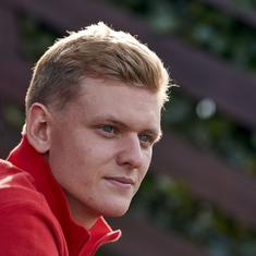 Formula One: Haas sign up Mick Schumacher, son of seven-time world champion Michael, for 2021 season