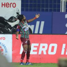 Watch: All of Roy Krishna's goals and assists for ATK Mohun Bagan from ISL 2020-'21