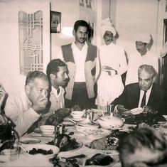 In praise of Nabi Bux, the finest khansama in 1950s Sindh