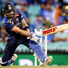 ICC T20I rankings: Virat Kohli climbs to seventh spot among batsmen, KL Rahul retains third position