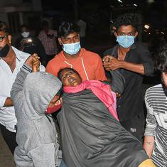 Andhra Pradesh: At least one dead, 315 hospitalised after undiagnosed illness spreads through Eluru