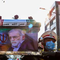 Iran says satellite-controlled gun was used to kill top nuclear scientist