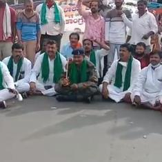 Watch: Scenes across the country from Bharat Bandh in support of farmers' agitations
