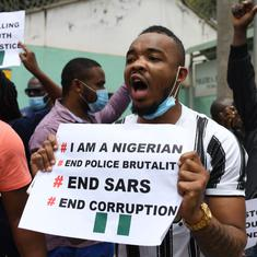 Nigeria's #EndSARS protests show how creative art can be an act of therapy