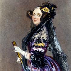 Ada Byron inherited much from her father, the famous poet. But she wrote programs all on her own