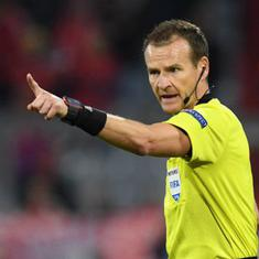 Football: Pavel Kralovec, a Champions League referee, implicated in match-fixing case