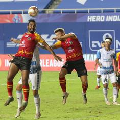 ISL: SC East Bengal register first point of the season after goalless draw against Jamshedpur FC