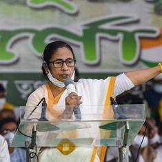 BJP is talking of creating 'Sonar Bangla' after destroying 'Sonar Bharat': Mamata Banerjee