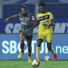 ISL: Gutsy Hyderabad remain unbeaten after holding ATK Mohun Bagan to 1-1 draw