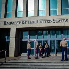 Explainer: What are high-power microwaves, the weapon allegedly used to target US embassies?